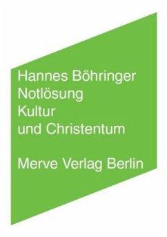 Notlösung - Böhringer, Hannes