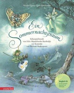 Ein Sommernachtstraum, m. Audio-CD