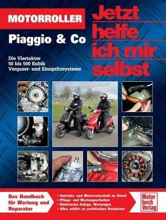 Motorroller Piaggio & Co. - Korp, Dieter;Korp, Dieter