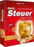 QuickSteuer Deluxe 2013 (Version 19.0) (PC)