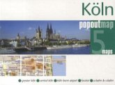 Köln PopOut Map, 5 maps