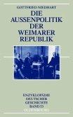 Die Außenpolitik der Weimarer Republik
