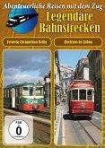 Legendäre Bahnstrecken: Ferrovia Circumetnea Sicilia/ Electricos de Lisboa