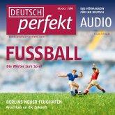 Deutsch lernen Audio - Fußball (MP3-Download)