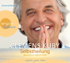 Selbstheilung, 3 Audio-CD - Kuby, Clemens