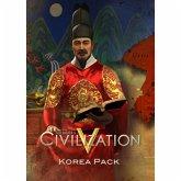 Sid Meier's Civilization V Korea Pack (DLC) (Download für Windows)