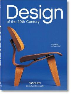 Design des 20. Jahrhunderts - Fiell, Charlotte; Fiell, Peter M.