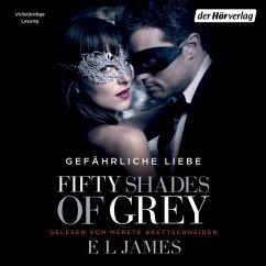 Gefährliche Liebe / Shades of Grey Trilogie Bd.2 (MP3-Download) - James, E L