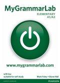 MyGrammarLab Elementary with Key and MyLab Pack
