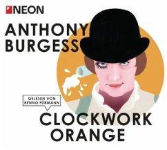 A Clockwork Orange, 6 Audio-CDs - Burgess, Anthony