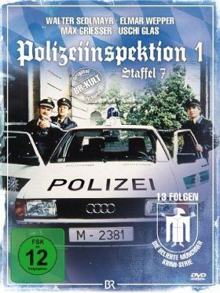 Polizeiinspektion 1 - Staffel 07 (3 Discs)