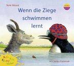 Wenn die Ziege schwimmen lernt, 1 Audio-CD