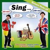 Sing mit mir/with me - Lieder in Deutsch & English, Audio-CD