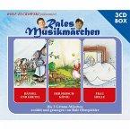 Hänsel und Gretel, Der Froschkönig, Frau Holle, 3 Audio-CDs