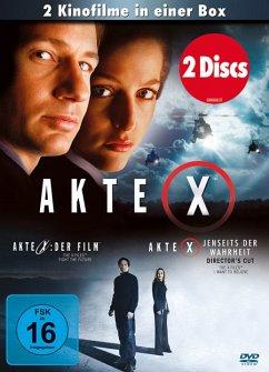 Akte X - Der Film / Akte X - Jenseits der Wahrh...