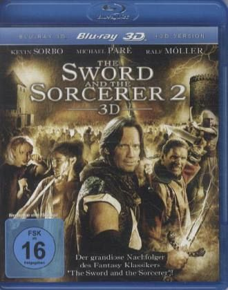 the sword and the sorcerer 2 bluray 3d film auf blu
