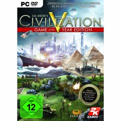 Civilization V Game of the Year (Download für Windows)
