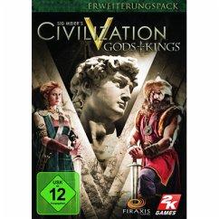 Sid Meier's Civilization V - Gods & Kings Add-On (Download für Windows)