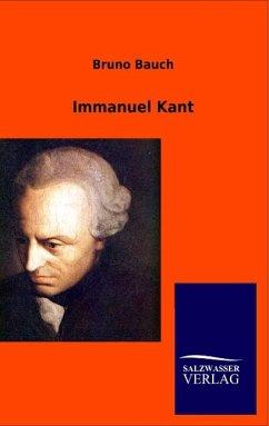 Immanuel Kant - Bauch, Bruno