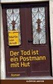 Der Tod ist ein Postmann mit Hut (Mängelexemplar)