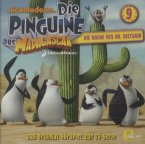 Die Pinguine aus Madagascar - Die Rache des Dr. Seltsam , 1 Audio-CD