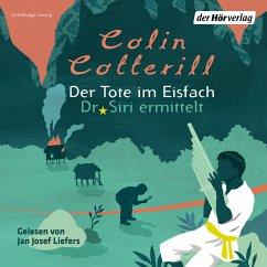 Der Tote im Eisfach / Dr. Siri Bd.5 (MP3-Download) - Cotterill, Colin