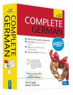 Complete German Book & Audio Online: Teach Yourself - Coggle, Paul; Schenke, Heiner