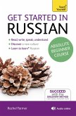 Get Started In Russian Book/Teach Yourself