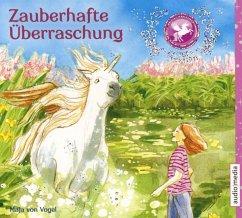 Zauberhafte Überraschung / Zaubereinhorn Bd.1 (...
