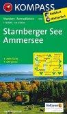 Kompass Karte Starnberger See, Ammersee