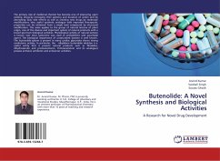 Butenolide: A Novel Synthesis and Biological Activities