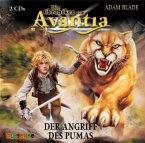 Der Angriff des Pumas / Die Chroniken von Avantia Bd.3 (Audio-CDs)