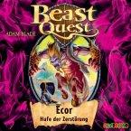 Ecor, Hufe der Zerstörung / Beast Quest Bd.20 (1 Audio-CD)