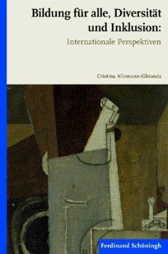 Bildung für alle, Diversität und Inklusion - Allemann-Ghionda, Cristina