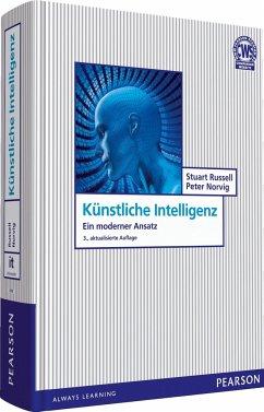Künstliche Intelligenz - Russell, Stuart J.; Norvig, Peter