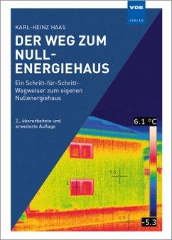 Der Weg zum Nullenergiehaus - Haas, Karl-Heinz