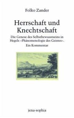 Herrschaft und Knechtschaft - Zander, Folko