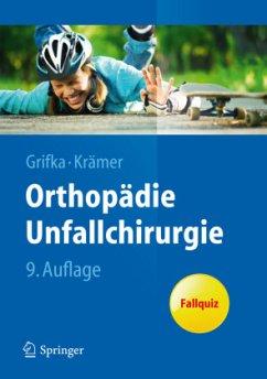 Orthopädie, Unfallchirurgie