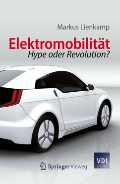 Elektromobilität - Lienkamp, Markus
