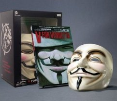 V for Vendetta Deluxe Collector Set - Moore, Alan