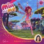 Ankunft in Centopia / Mia and me Bd.1 (1 Audio-CD)