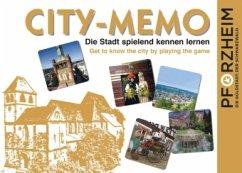 City-Memo, Pforzheim (Spiel)