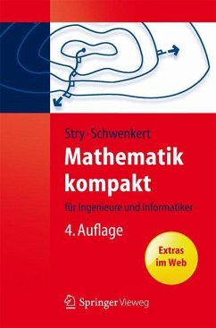 Mathematik kompakt - Stry, Yvonne; Schwenkert, Rainer
