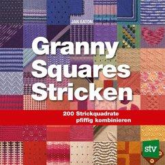 Granny Squares Stricken - Eaton, Jan