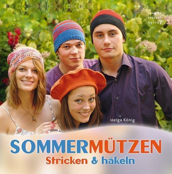 Sommermützen Von Helga König Portofrei Bei Bücherde Bestellen