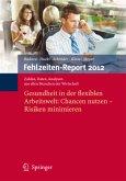 Fehlzeiten-Report 2012