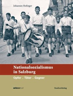 Nationalsozialismus in Salzburg - Hofinger, Johannes