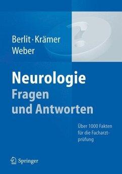 Neurologie Fragen und Antworten - Berlit, Peter; Krämer, Markus; Weber, Ralph
