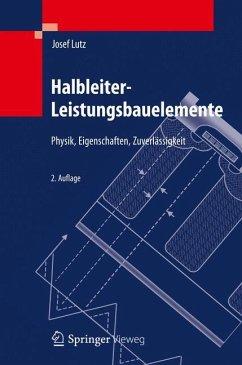 Halbleiter-Leistungsbauelemente - Lutz, Josef