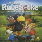 Der kleine Rabe Socke, 1 Audio-CD